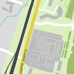 Автобус 25, Дмитров - маршрут - Карта Москвы